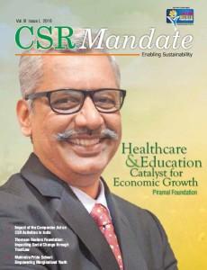 CSR Mandate Vol III Issue I - 2016.pdf