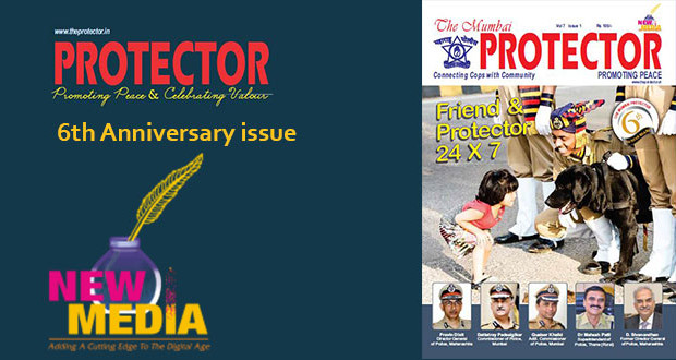Mumbai Protector 6th Anniversary issue