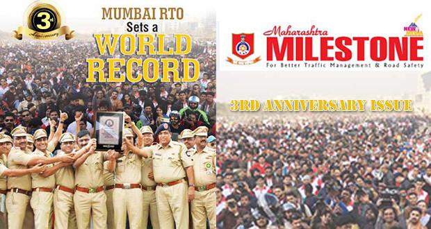 Milestone: 3rd Anniversary issue